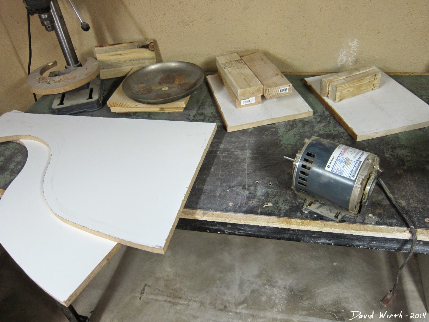 parts needed to make a disc disk sander, free, easy, cheap