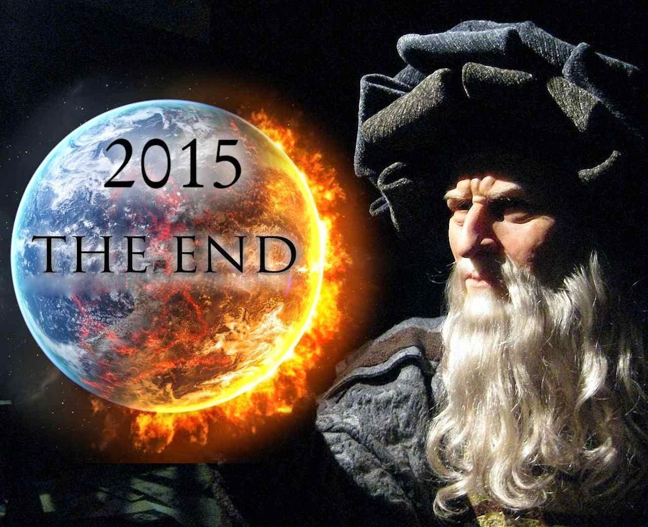 Boffstradamus: o infalível áugure profetiza o quase fim da vida na Terra em  2015