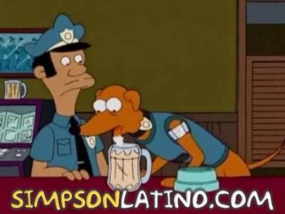 Los Simpson 18x20