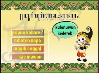 bahasa jawa di belahan dunia