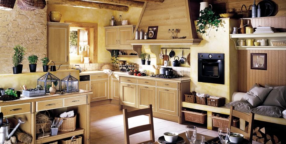 Cocinas con estilo franc s ideas para decorar dise ar y for Disenos de cocinas campestres