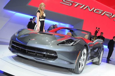 2014 Chevrolet Stingray Convertible