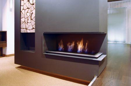 Luxedesign club camini bio il calore che rispetta l 39 ambiente - Riscaldare casa senza canna fumaria ...