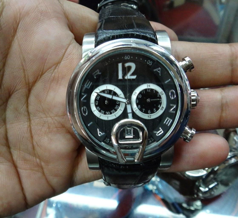 Model jam tangan pria aigner