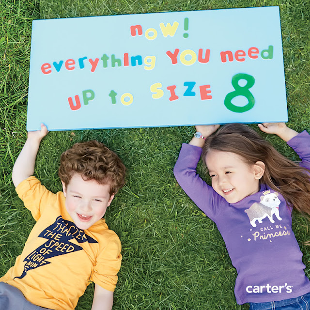 carters size 8