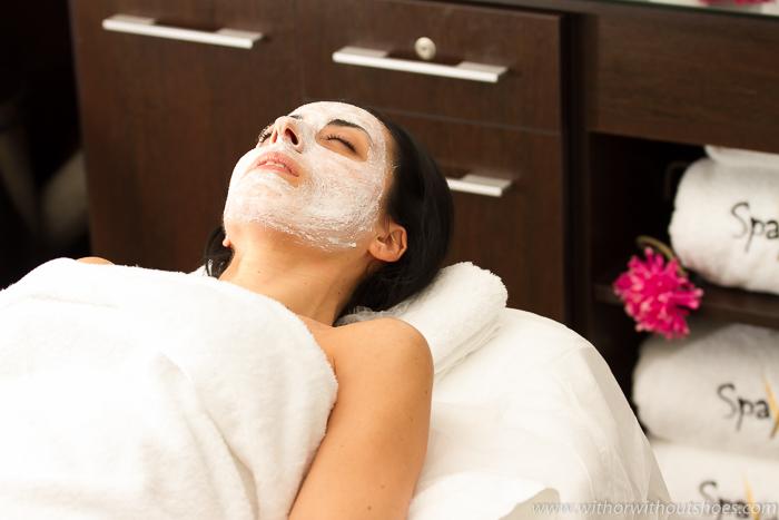 tratamiento belleza peeling - mascarilla - hidratacion