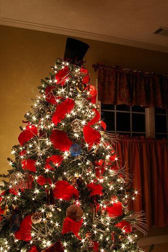 arbol de navidad casa with arbol de navidad casa