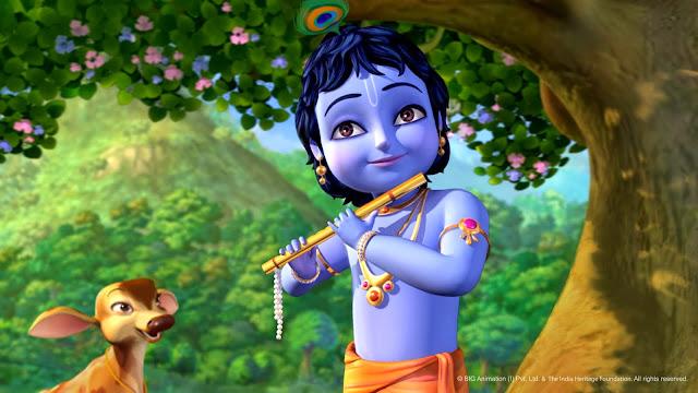 Krishna - con cưng của Vrindavan
