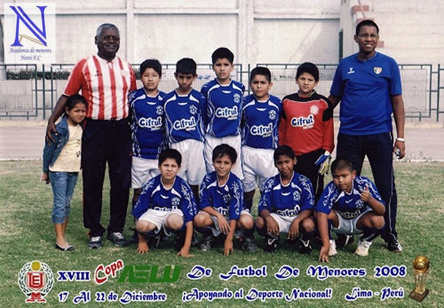 CAMPEONATO AELU 2008