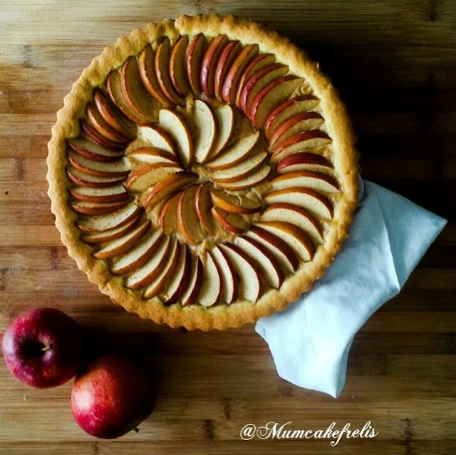 Ricetta per fare la crostata di mele