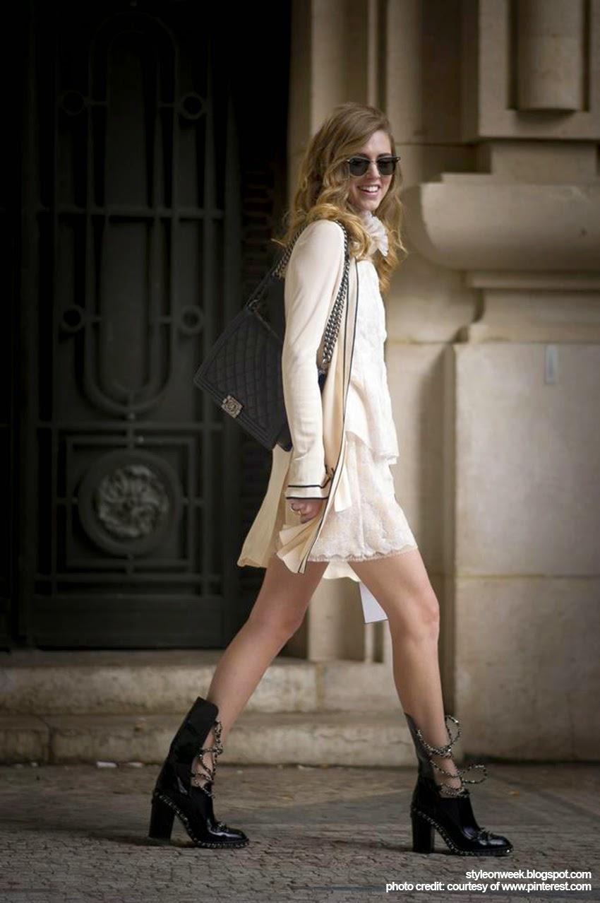 Fabulous Street Style from Paris Fashion Week Autumn-Winter 2014 Part 4