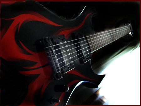 Guitars wallpapers abhi wallpapers - Cool guitar wallpaper ...