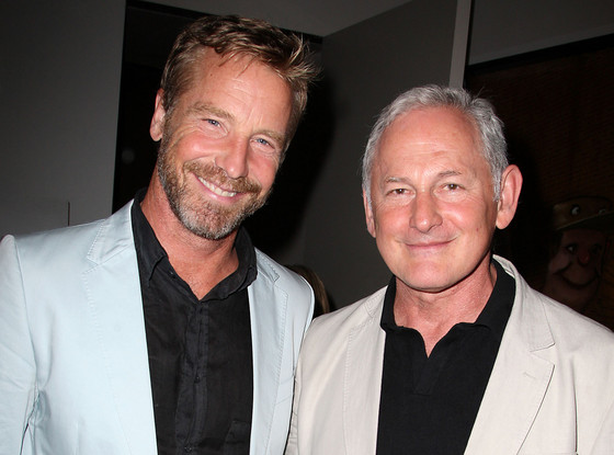 is victor garber gay enjoyed gunfire