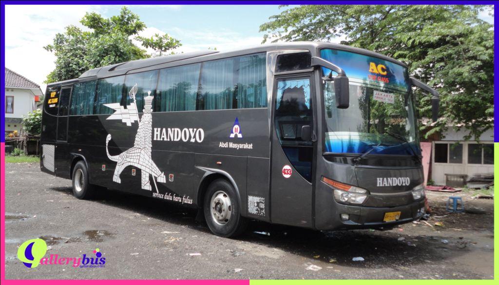 PO Handoyo - New Celcius by Rahayu Santosa   Hino Bus