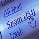 email spam lixo dica dinheiro
