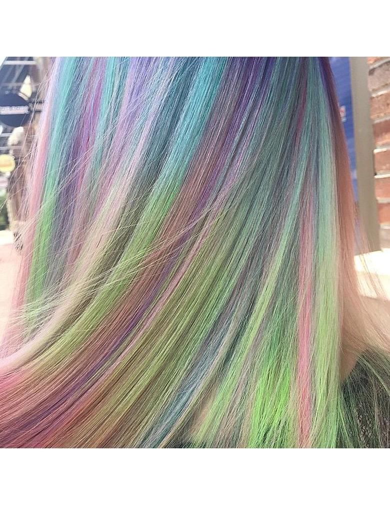 Art color hair - New Hair Colour Trend 2015 2016 The Sand Hair Art