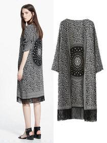 Model baju etnik modern untuk wanita masa kini terbaru