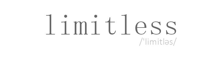 limitless — inarzc