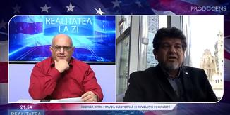 Realitatea la zi: Alegerile din SUA între controverse şi certitudini 🔴 Invitat: Steven Bonica