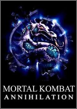 Mortal Kombat – A Aniquilação – DVDRip Dual Áudio