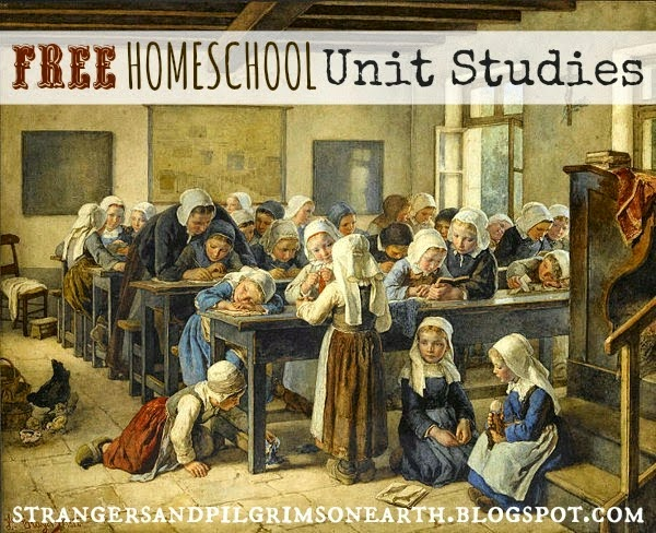 Free Unit Studies for Your Homeschool