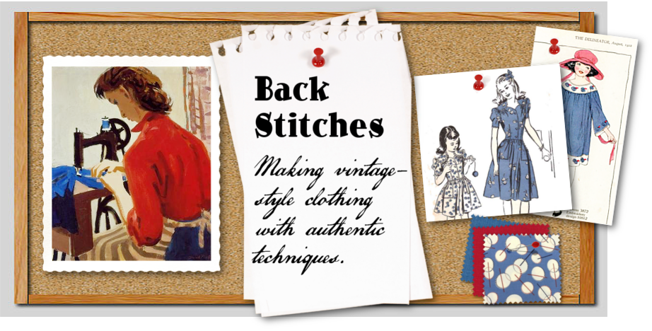 Back Stitches