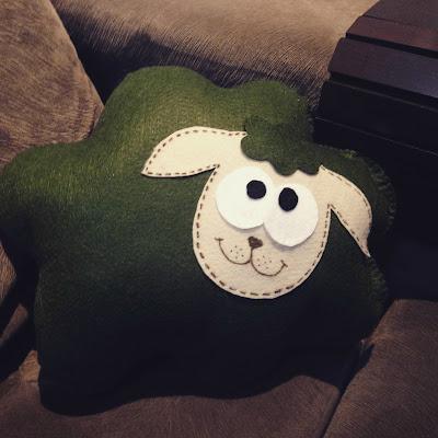 Almofada de Ovelha