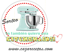 ¡¡Sorteo de una kitchen aid!!