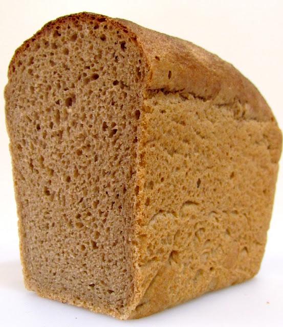 Как в хлебопечке сделать ржаной хлеб