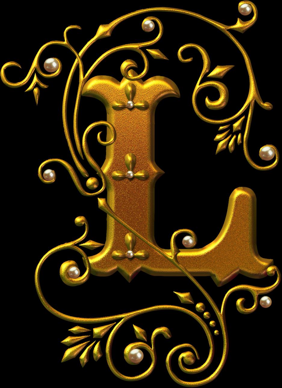 Letra Capitular Decorativa