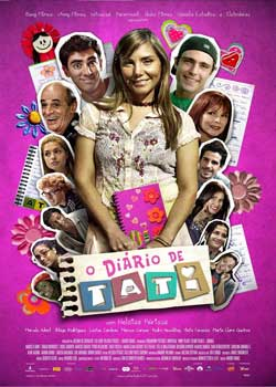 Download – O Diário de Tati – DVDRip AVI e RMVB Nacional