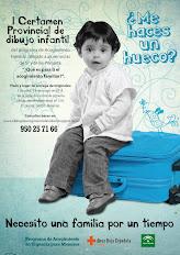 Concurso Provincial de Dibujo Infantil del Programa de Acogimiento Familiar