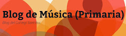 BLOG DE MUSICA (PRIMARIA)
