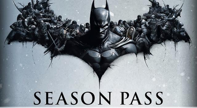 Promotional image for Batman: Arkham Origins season pass