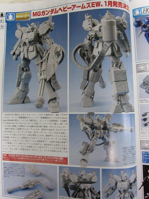 MG Heavyarms Gundam EW