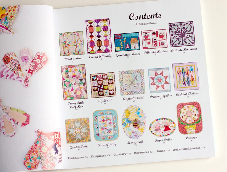 I Am Luna Sol: Book Review: Little Quilts by Sarah Fielke & Amy ... : little quilts - Adamdwight.com