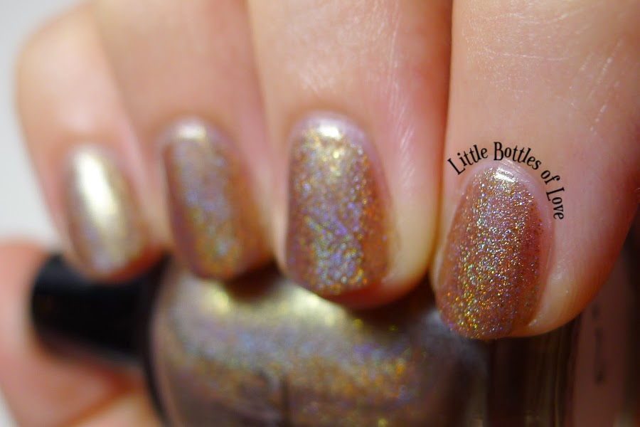 Pahlish Mystery Holo Swatch & Review