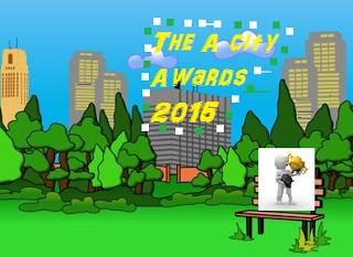 Το Cooking(&)Art είναι υποψήφιο για βραβείο!!