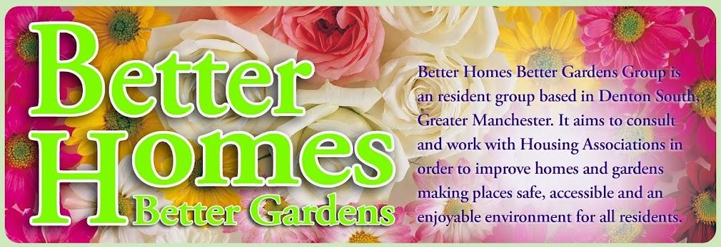 Better Homes - Better Gardens
