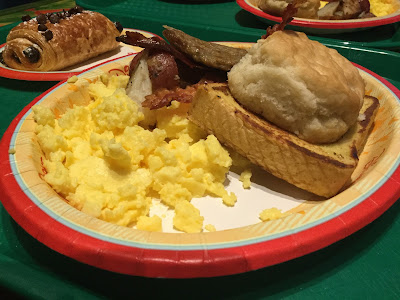 County Breakfast Platter at Old Port Royale
