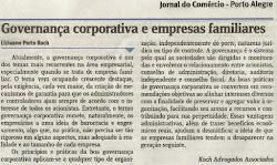 Governança Corporativa e empresas familiares