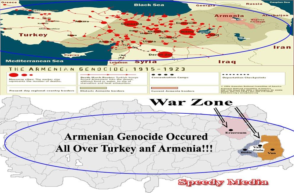 The Speedy Media: The Armenian Genocide