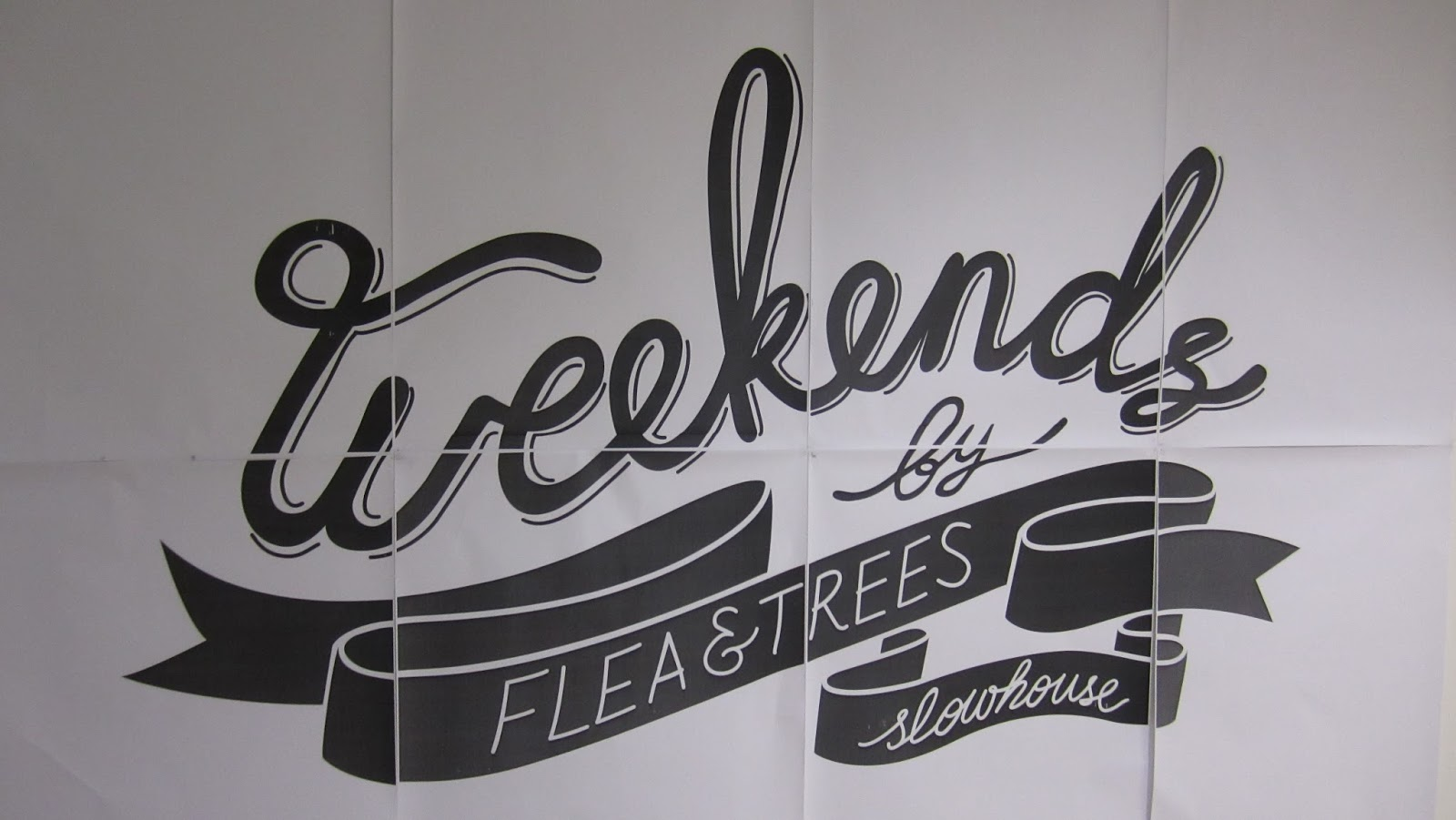 Weekends by Flea & Trees Slowhouse Singapore
