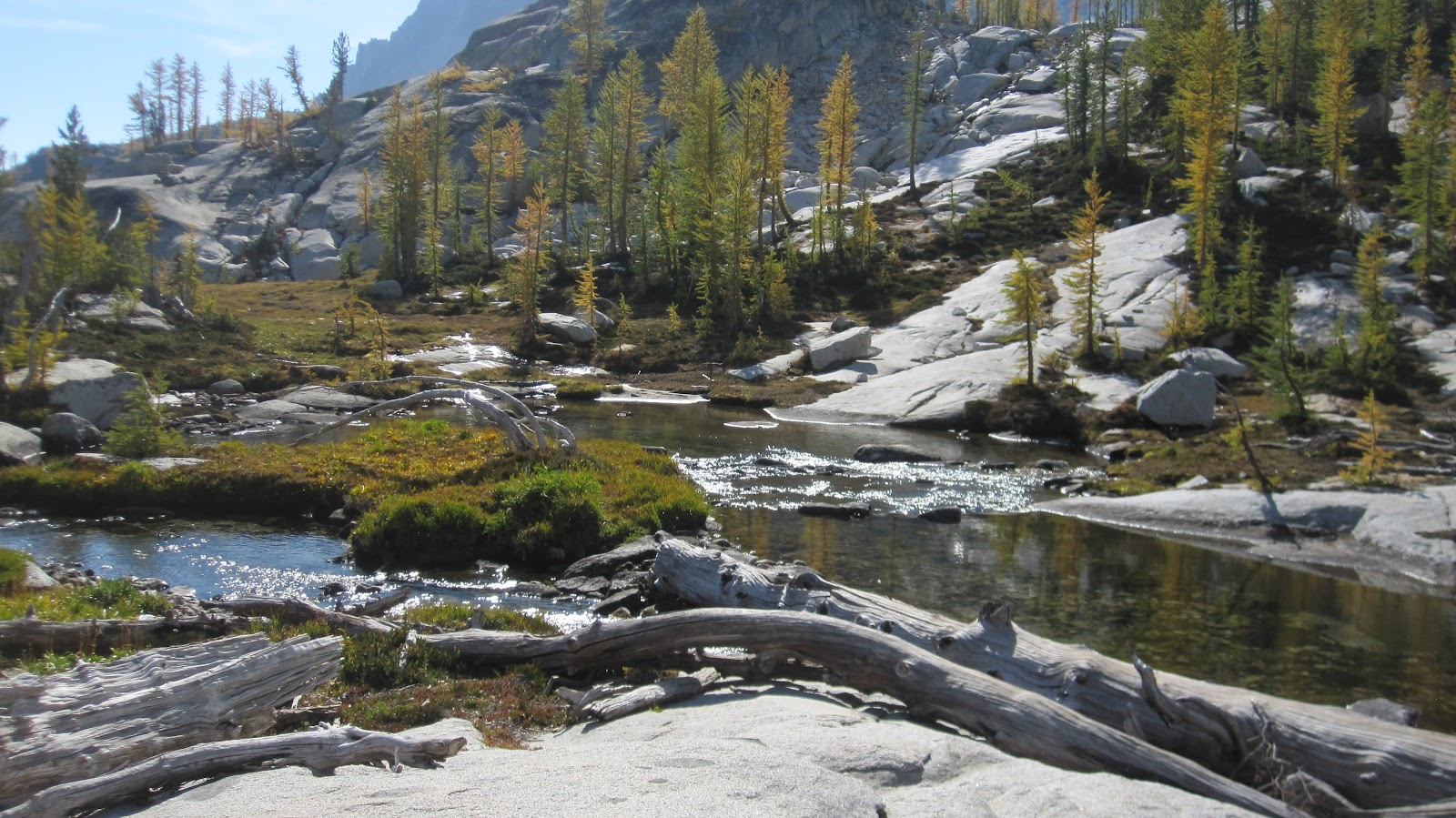 American alpine institute climbing blog the for Peak fishing times for today