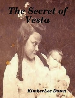 ORDER MY NEW BOOK THE SECRET OF VESTA