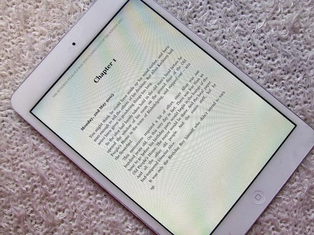 book-100yearoldman-jonas-jonasson-kindle-ipad-app-reading-review-chapter