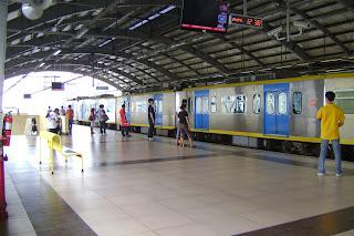 LRT Roosevelt Station