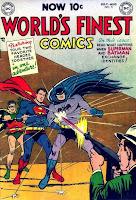 World's Finest #71 comic