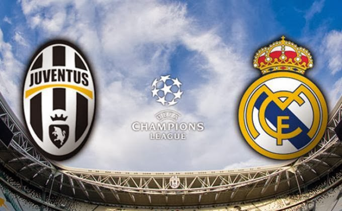"""  Juventus VS Real Madrid"""