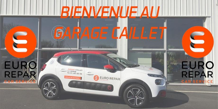 Garage Caillet La Verrie